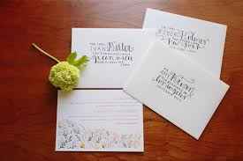 Wedding Invitation Card Diy Diy Wedding Envelope Addressing Tips Julep