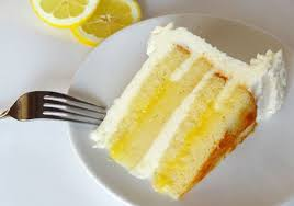 lemon cake with lemon curd filling recipe the answer is cake