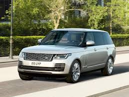 luxury land rover land rover range rover 2018 pictures information u0026 specs