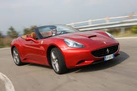 Ferrari California Vintage - ferrari interview on suvs suppressing sales volume na v 12s