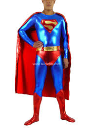 halloween costume with cape blue and red glueing superhero costume with cape salelolita com