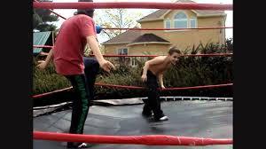 wwe kids wrestling hd zapnitro vs tal and nightstrike tag team