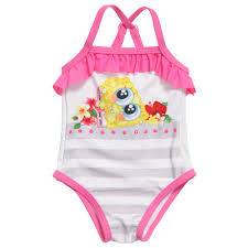 monnalisa girls u0027spongebob squarepants u0027 swimsuit at childrensalon