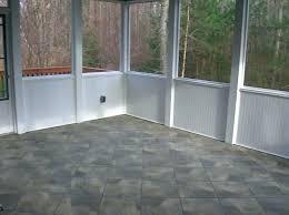 porch flooring ideas concrete porch floor ideas screened porch