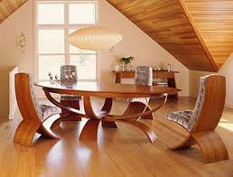 Best Unique Wooden Dining Tables Images On Pinterest Dining - Best wooden dining table designs