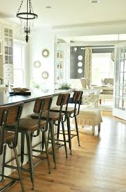 island stools for kitchen grey kitchen walls with white cabinets white leather bar stools