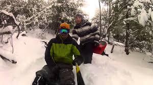 zipfy mini luge snow sled montage backcountry sledding 2013