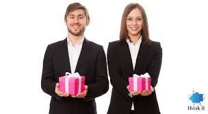 staff gifts and employee branded promotional items think it then