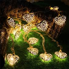 battery operated outdoor string lights battery powered led string