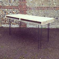 reclaimed timber coffee table reclaimed timber dining table with steel hairpin legs by gas air