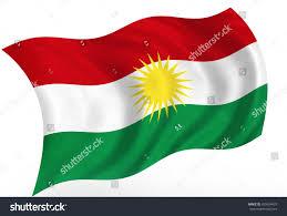 Kurdish Flag Kurdish Flag Isolated Stock Illustration 355654907 Shutterstock