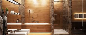 Déco Une Salle De Bain Tout En Bois Le Bois S Invite Dans La Salle De Bain Astuces Bricolage