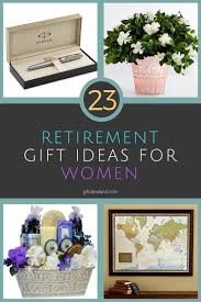 gifts for a woman 29 unique retirement gift ideas for women