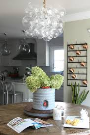 Hanging Chandelier Over Table by My New Kitchen Light And How To Choose The Right Chandelier