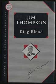 Armchair Detective King Blood By Jim Thompson Abebooks