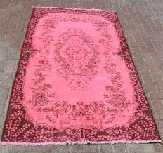 Vintage Overdyed Turkish Rugs 19 Best Overdye Rugs Images On Pinterest Area Rugs Vintage Rugs