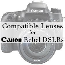 amazon black friday ad canon t6s compatible lenses for canon rebel t3i t4i t5i t6i t6s u0026 more