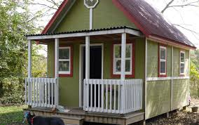 Low Cost Tiny House 192 Square Foot Home For Two Small House Living Tour In Law