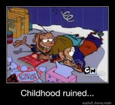 Dirty Cartoon Memes - the circumcision joke in the rugrats movie 27 adults jokes in