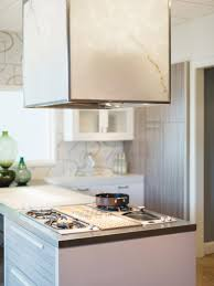 kitchen island vent choosing the right kitchen island lighting for your home hgtv