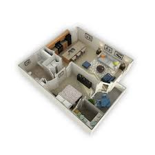 mint floor plans 1 bed 1 bath apartment in az spectra on 7th