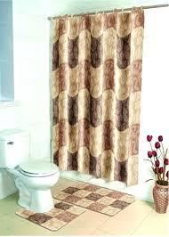 Bathroom Shower Curtain And Rug Set Cheap Bathroom Shower Curtain Sets Bathroom Curtain Sets Bath Set