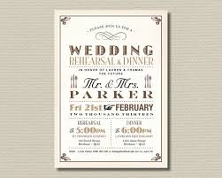 wedding rehearsal invitations wedding rehearsal dinner invitations templates superb wedding