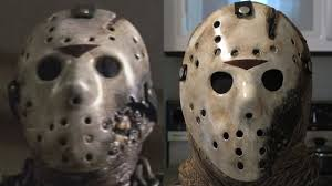 Jason Mask Make A Friday The 13th Part 7 Jason Mask Diy Painting Tutorial
