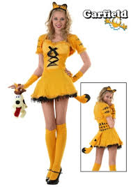 Halloween Costume Sale Girly Garfield Costume Price 19 99 Furries U0026 Feathers