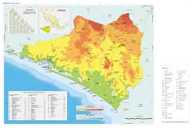Mexico Maps Colima Mexico Tourist Map U2022 Mapsof Net
