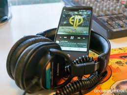 listening to the lg g5 with its hi fi plus with b u0026o play module