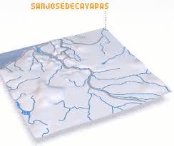 san jose ecuador map san josé de cayapas ecuador map nona net