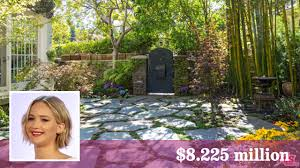 Jennifer Lawrence Home by Jennifer Lawrence Satisfies A Hunger For A House La Times
