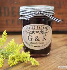 labels for wedding favors printable jam favor labels the elli