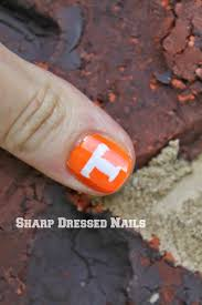 go vols love the nails but a waste of time for this art teacher