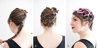 easy 1920s hairstyles diy flapper costume a beautiful mess