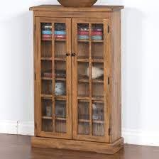 rustic bookcase fence row furniture lively bookcases with doors