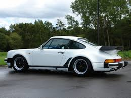 black porsche 911 turbo 1988 porsche 930 turbo 3 3 white with black passion for