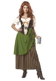 puffy halloween dresses tavern maiden costume costumes halloween costumes and wench costume