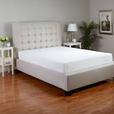 King Size Gel Memory Foam Mattress Topper Bedroom Extra Pillowy Softness King Size Memory Foam Mattress For