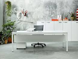 Schreibtisch Mit Glasplatte Frezza Link Schreibtisch Mit Melamin Oder Glasplatte