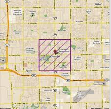 Map Of Chandler Az A People U0027s Guide To Maricopa County The Chandler Roundup