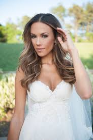 galia lahav bride jana kramer and her beautiful country styled