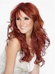 rich cherry hair colour hair loyola looks