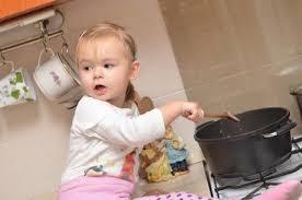 cuisine de bébé protéger bébé des dangers