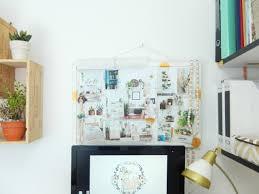 Decorer Son Bureau Projet Décoration Mon Carnet Déco Diy Organisation Idées