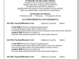 sample resume for speech language pathologist oceanfronthomesforsaleus remarkable free examples of resumes oceanfronthomesforsaleus exquisite hybrid resume format combining timelines and skills dummies with charming imagejpg and marvellous compliance