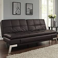 Faux Leather Futon Costco Futons Roselawnlutheran