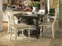paula deen kitchen furniture paula deen home kitchen gathering table tobacco tables whit