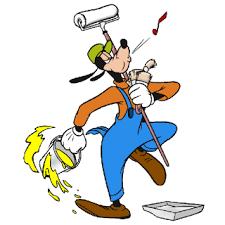 goofy disney cartoon clipart